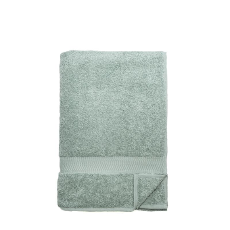Handdoek 70 x 140 cm - mineraalgroen