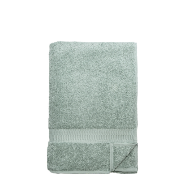 Handtuch 70x140 cm - mineralgrün