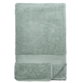 Bathing towel 100x180cm - mineral green