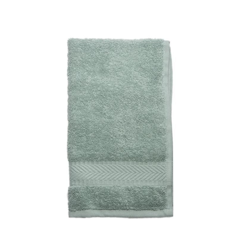Guest towel 30 x 50 cm - mineral green