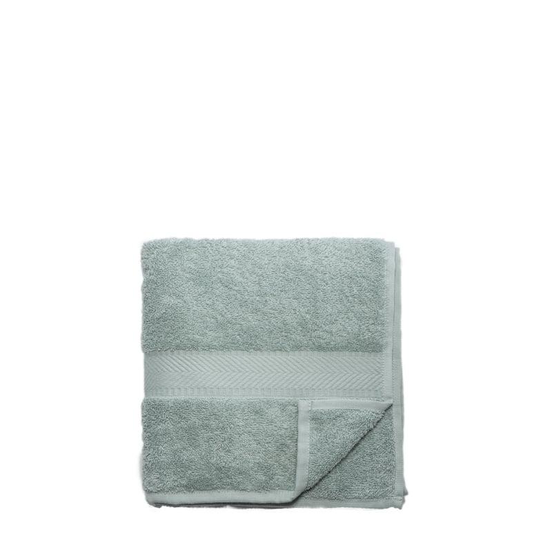 Face cloth 30 x 30 cm - mineral green