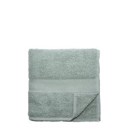 Handdoek 50 x 100 cm - mineraalgroen