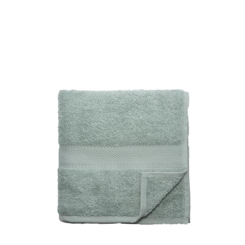 Handdoek 50x100 cm - mineraalgroen