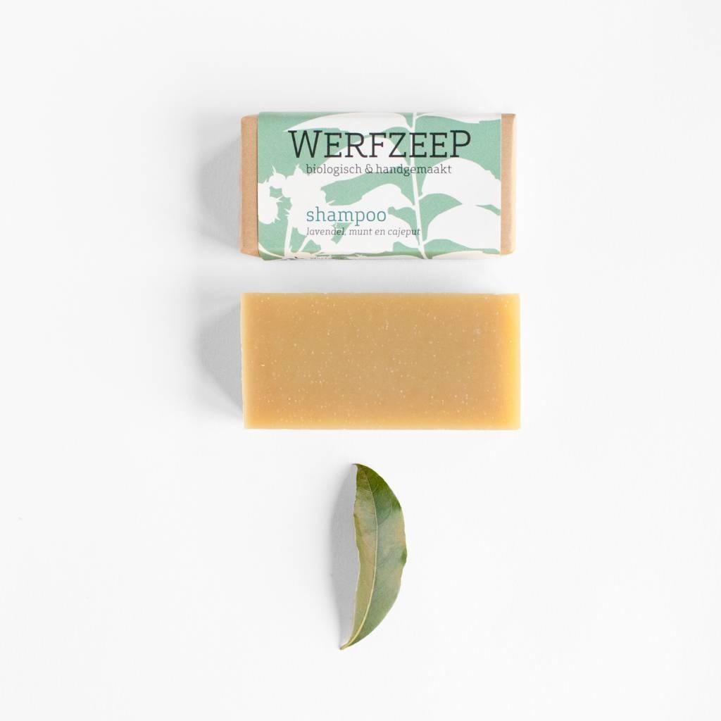 Organic Honey shampoo bar (set of 6 pieces)