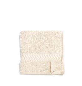 Handdoek 50 x 100 cm - natural white