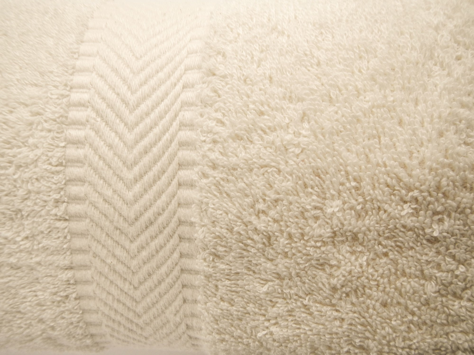 Towel 50 x 100 cm - natural white