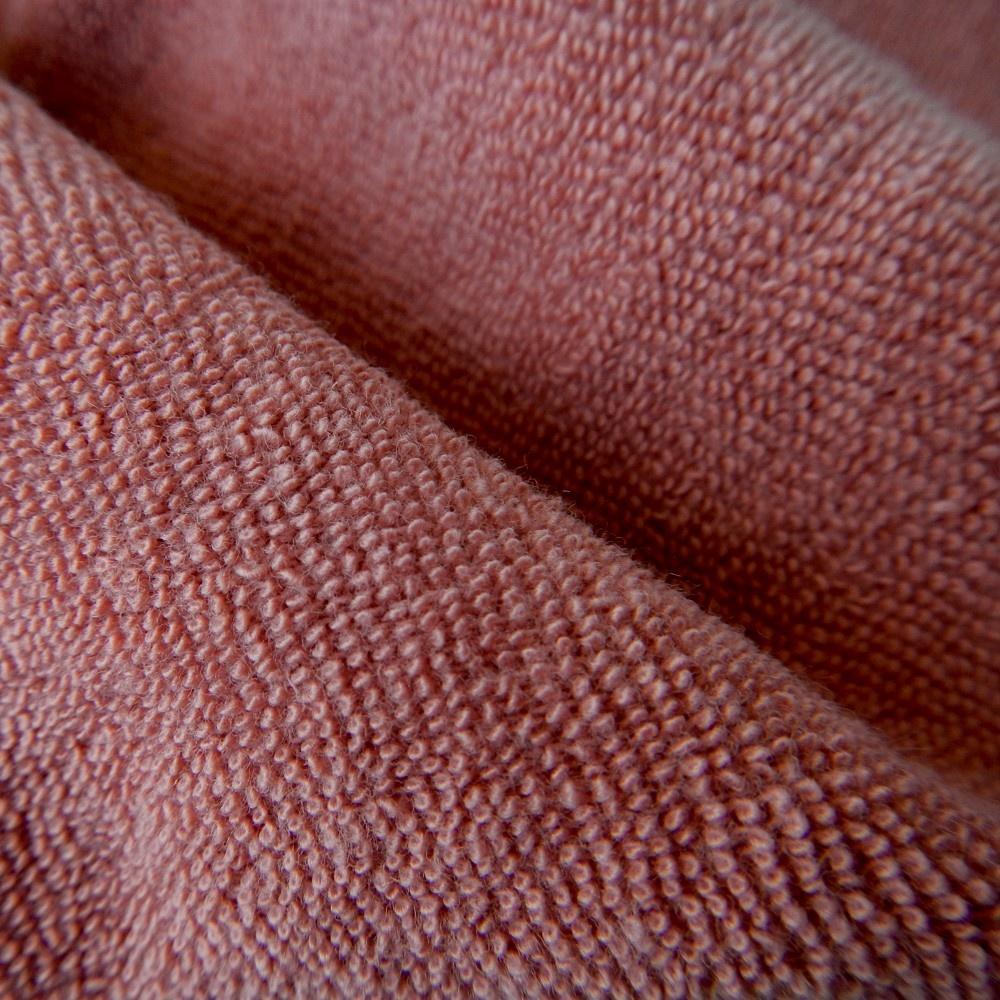 Gestrickte Frottewaren - powder pink