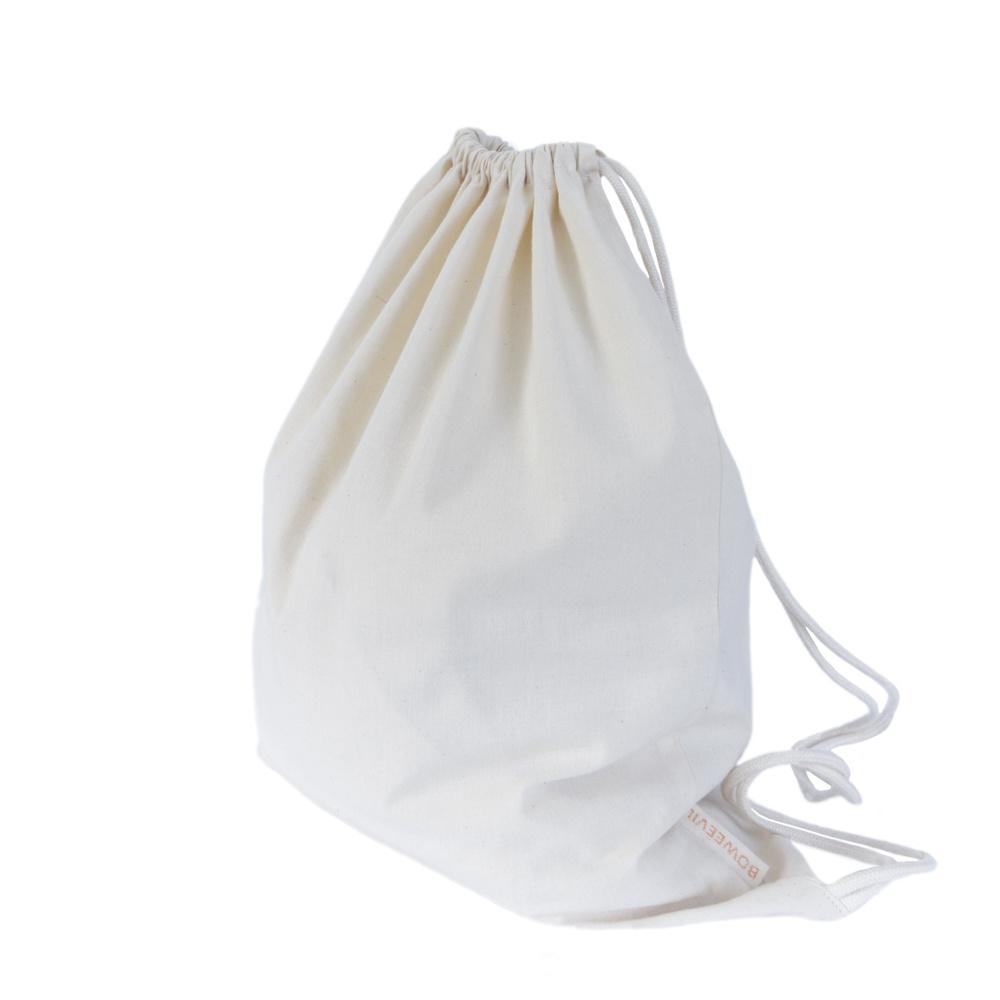 Gym bag- natural white