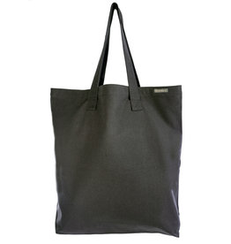 Shopper tote XL  antraciet