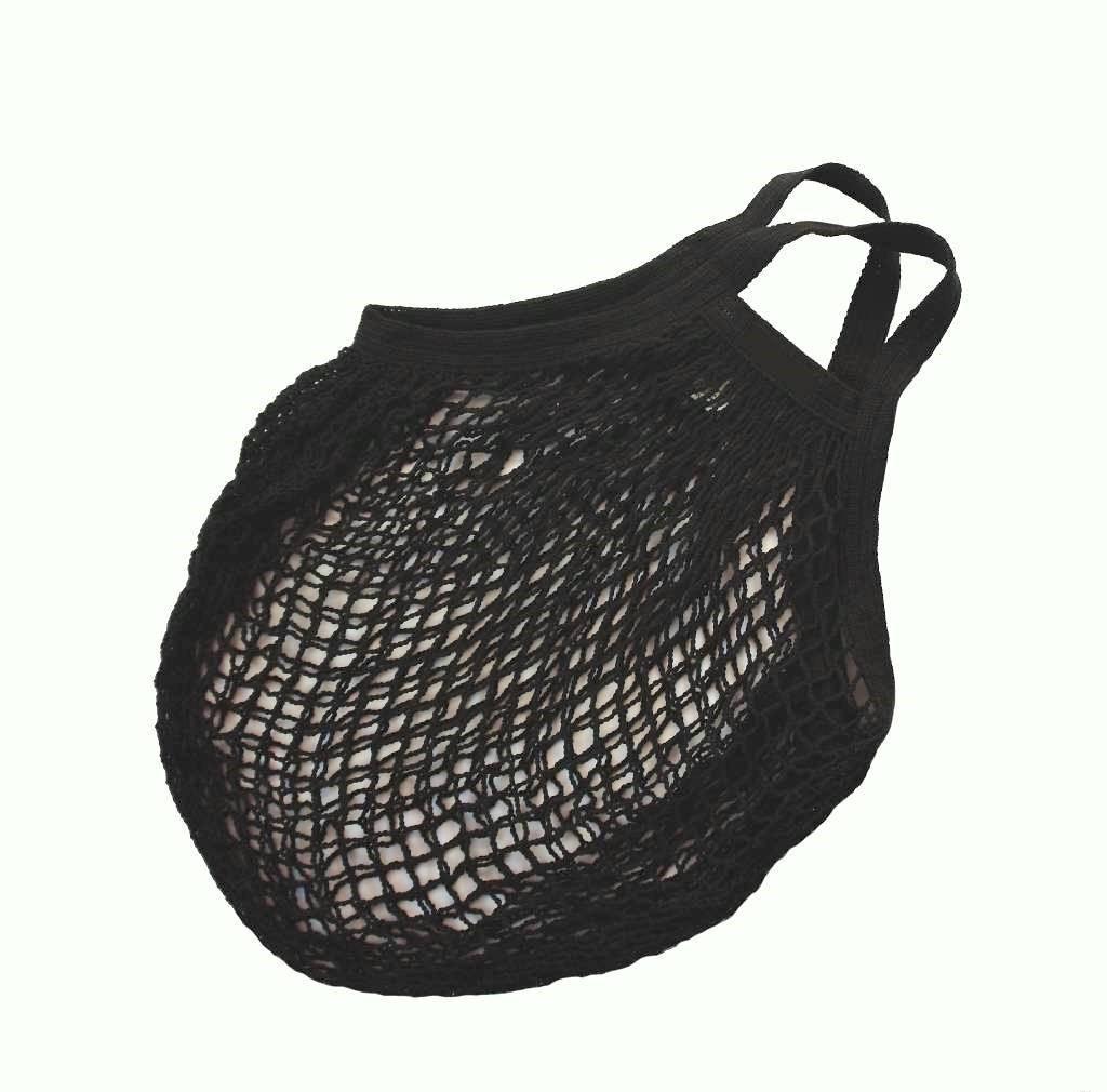Granny's stringbag anthracite