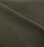 Bund-ripp 1x1  mit Elasthan - Burnt olive / Rippenstrick