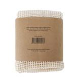 Set of 3 mesh bags S+M+L (wrap English text)