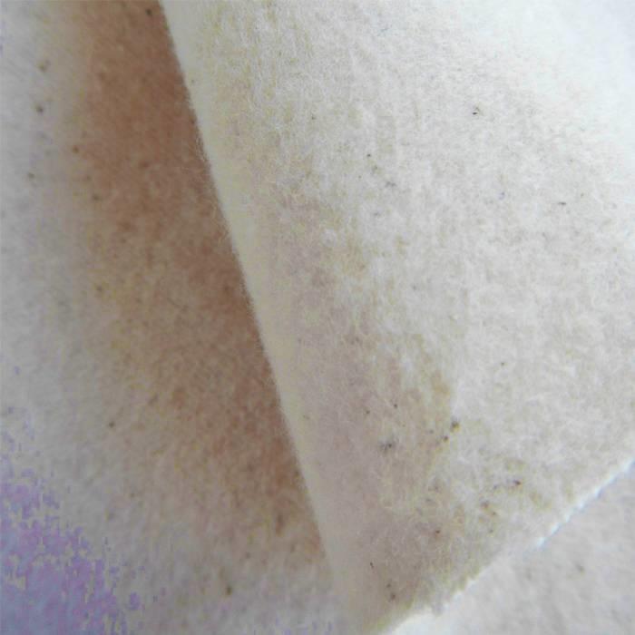 Molleton - natural (unbleached)