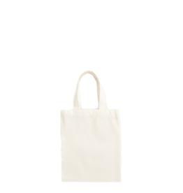 Mini tote bag  - natural white - 22x27cm