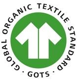 Badhanddoek van biologisch katoen, 100x180cm - antraciet