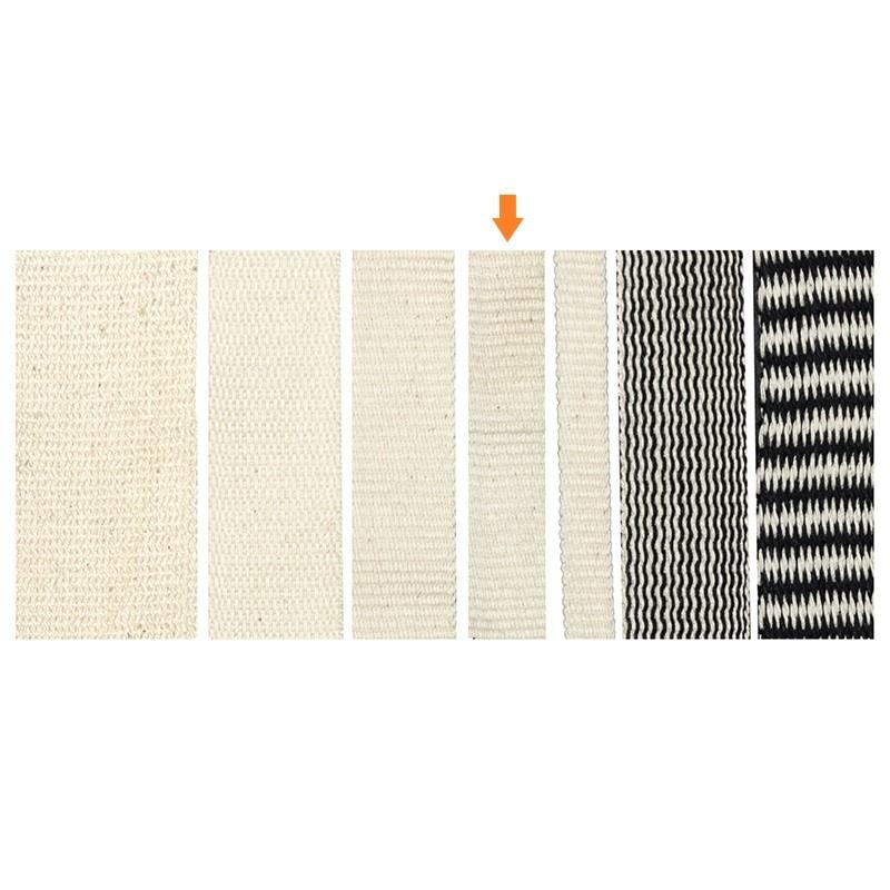Gewebeband 15 mm aus Bio-Baumwolle