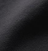 Maulwurf graue fleece mit gebürstetem Rücken