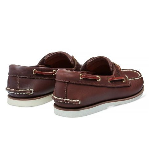 super specials great look free delivery Timberland Men's Classic 2-Eye Boat Shoe