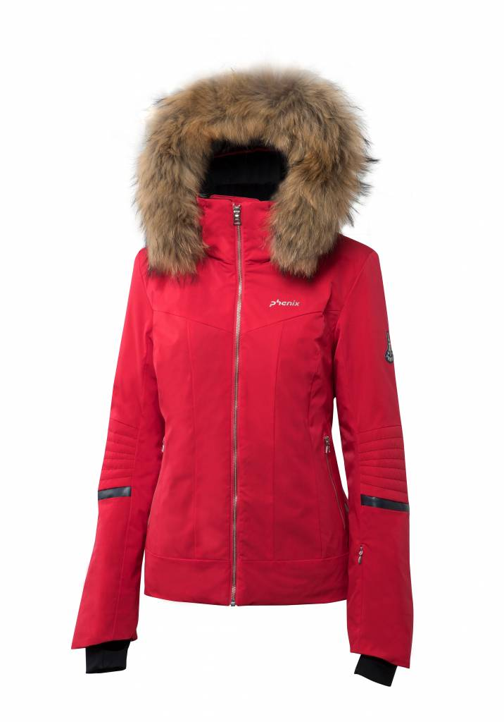 Lily Hybrid Down Jacket