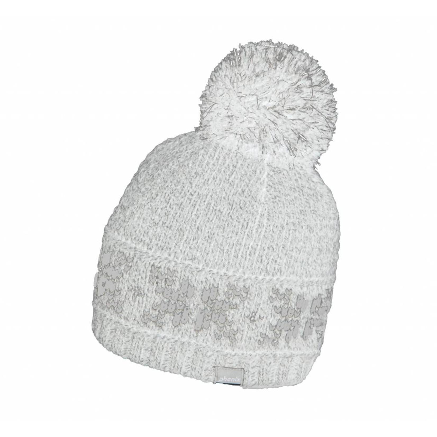 PHENIX Montbelo Knit Hat with Pon-Pon