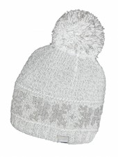 Montbelo Knit Hat with Pon-Pon