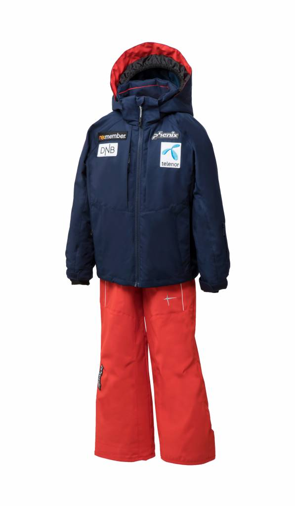 phenix Norway Alpine Team Replica Kids Two-piece