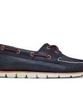 Timberland Mens Tidelands Boat Shoe Indigo