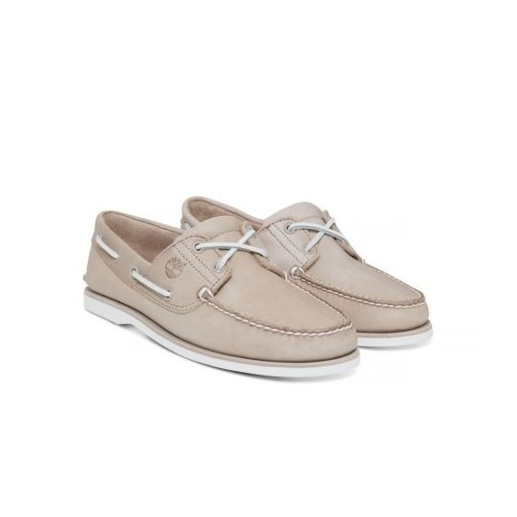 Timberland Mens Icon 2-Eye Boat Beige