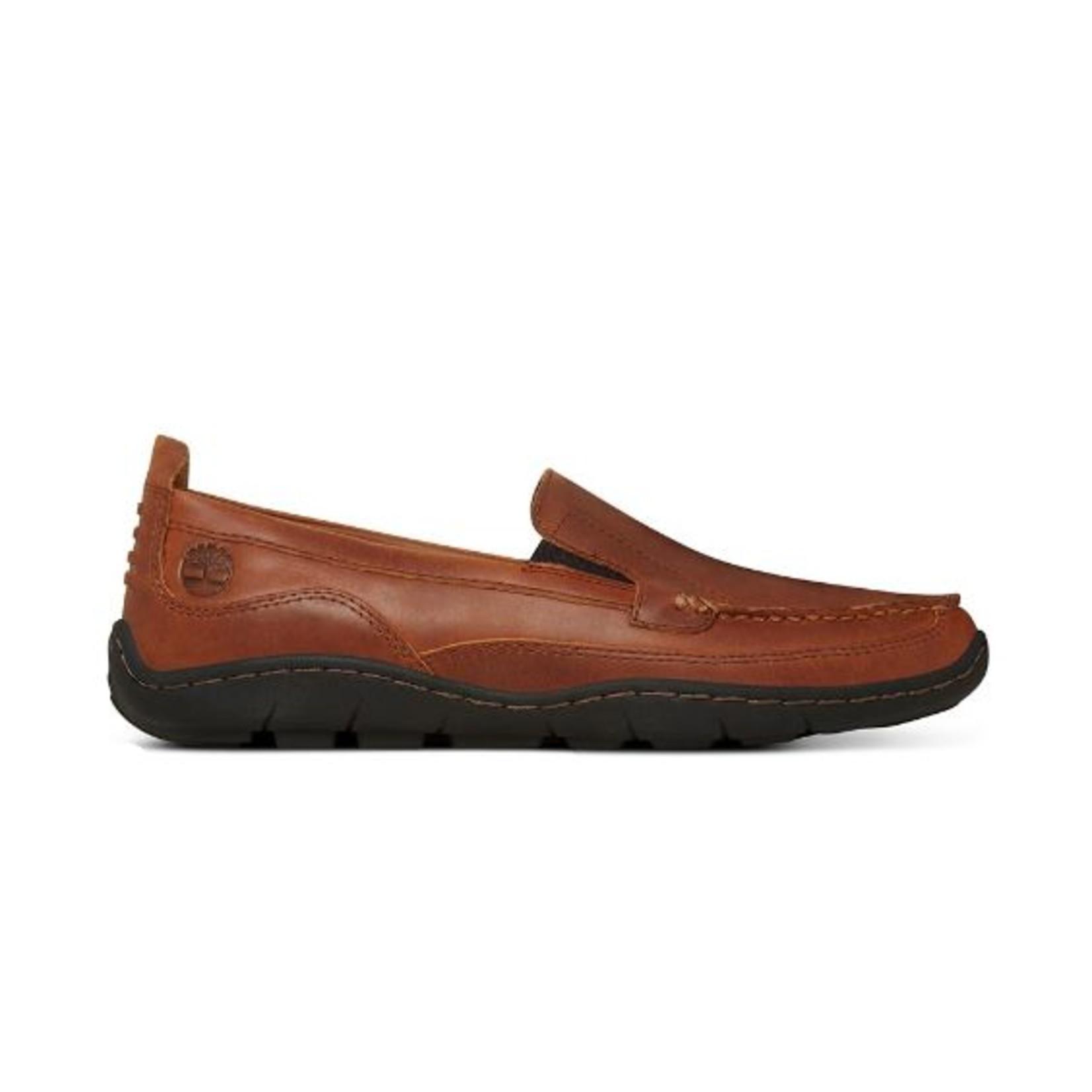 Timberland Mens Sandspoint Venetian Shoe Tan