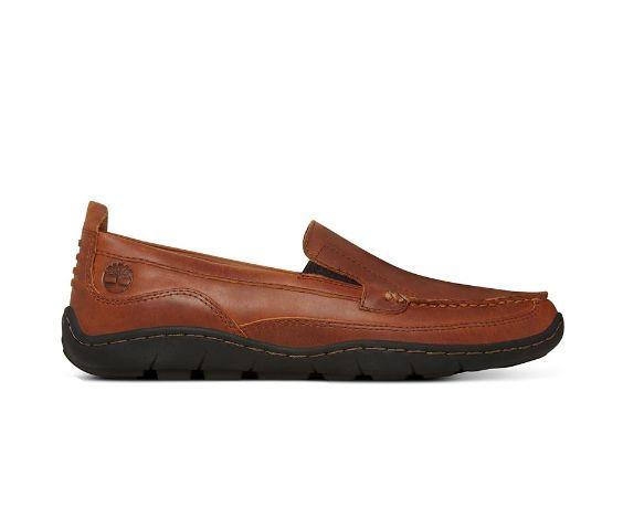 Herren Sandspoint Venetian Schuh Gelbbraun