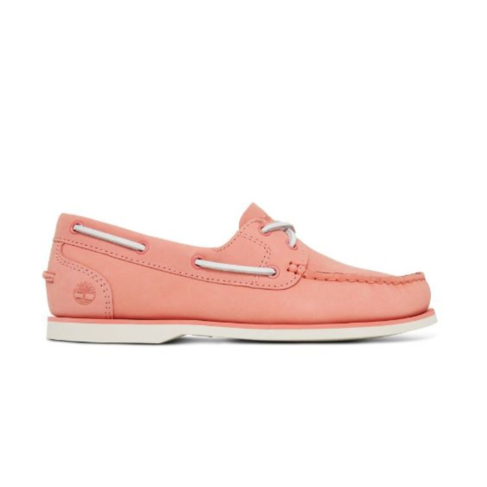 Timberland Womens Classic Boat Shoe Pink