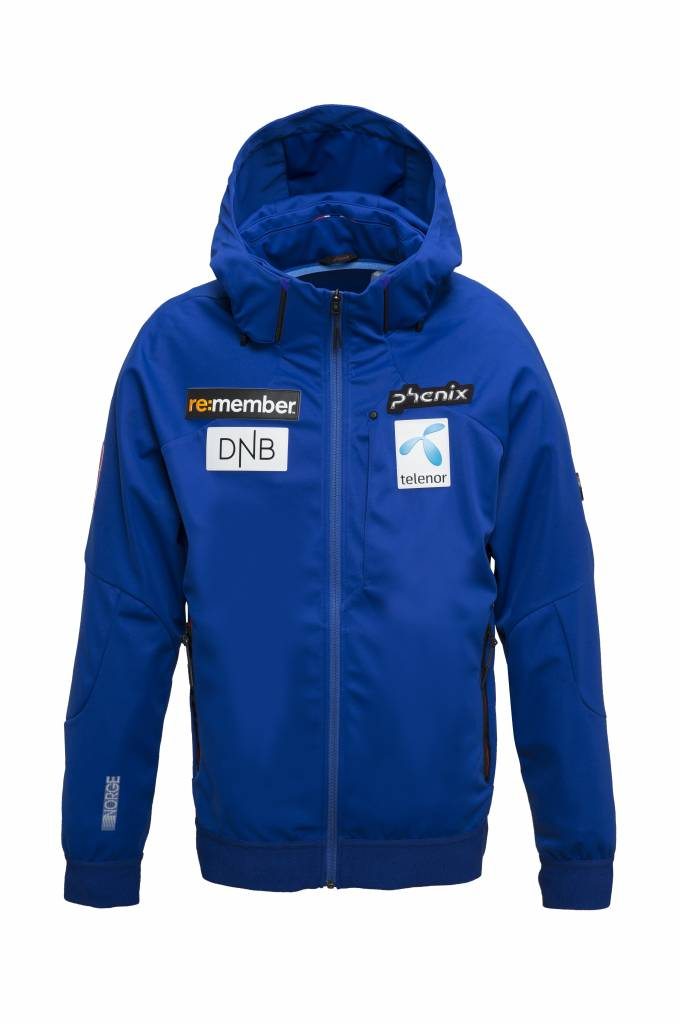 PHENIX  Norway Alpine Team Softshell JK