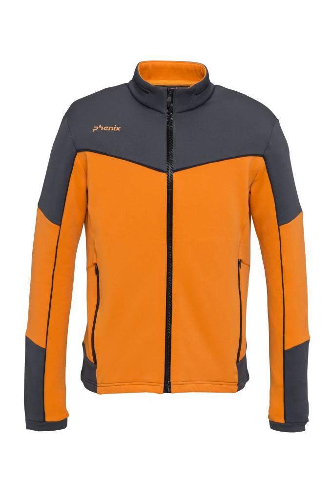 PHENIX Monte Carlo Middle Jacket