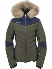 PHENIX Chloe Hybrid Down Jacket  with Racoon Fur