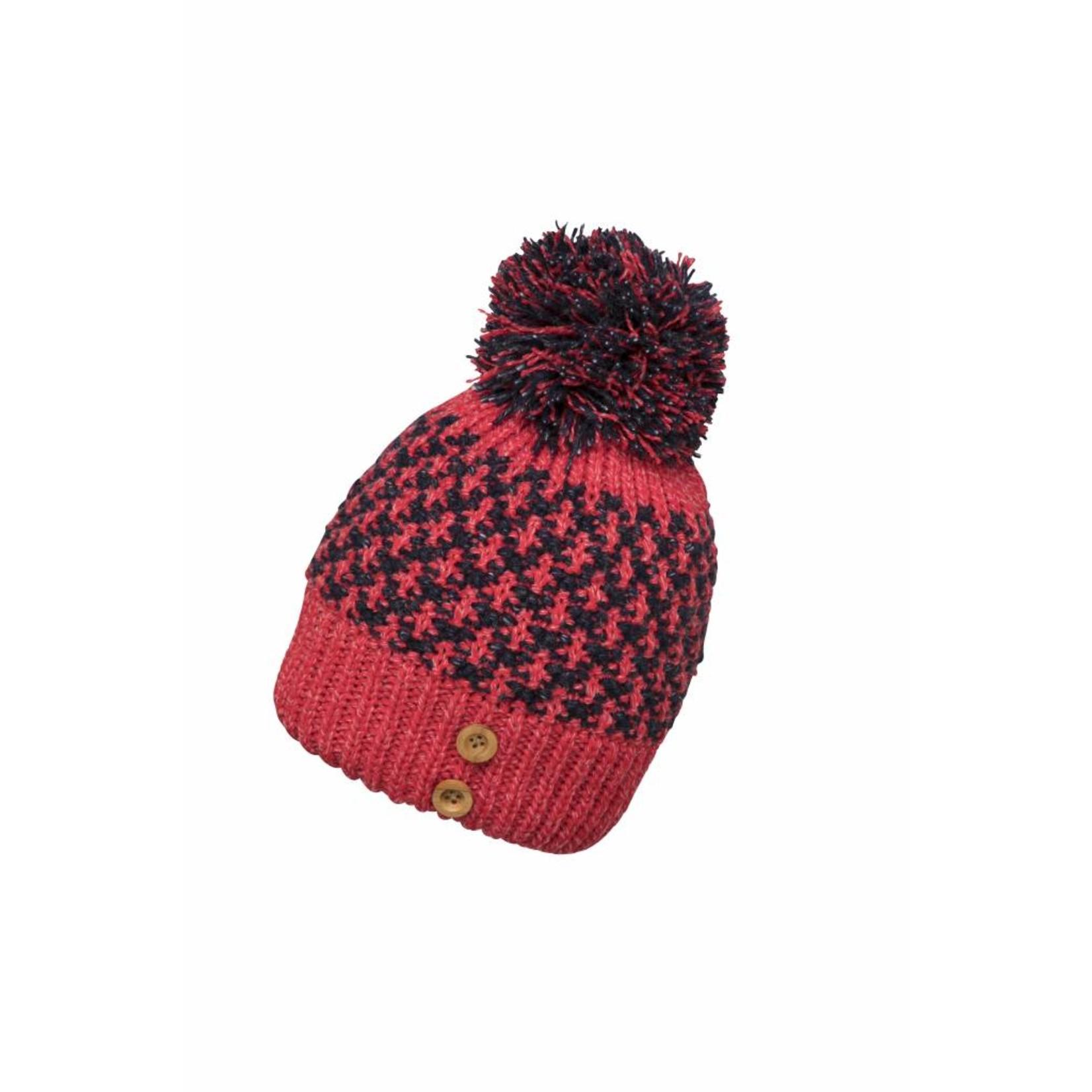 PHENIX  Amber Knit Hat with Pon-Pon