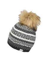 phenix Suwa Knit Hat with Pon-Pon