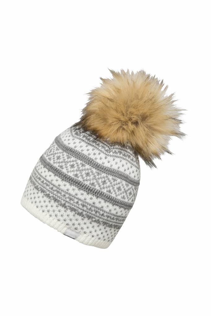 phenix Suwa Knit Hat with Pon-Pon