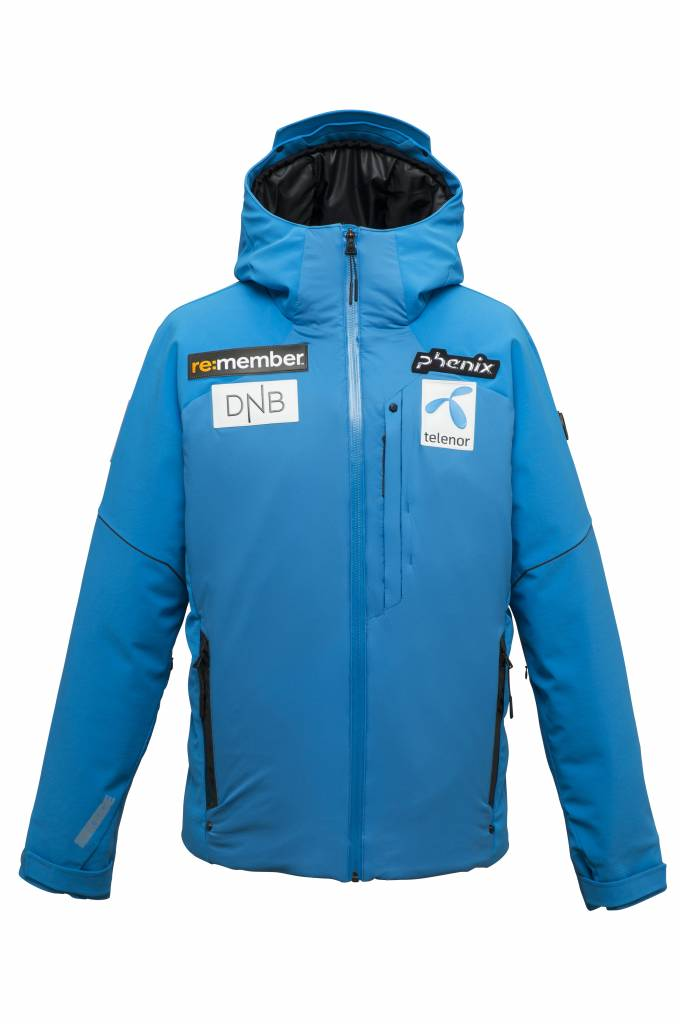 PHENIX Norway Alpine Team Down Hybrid Jacket