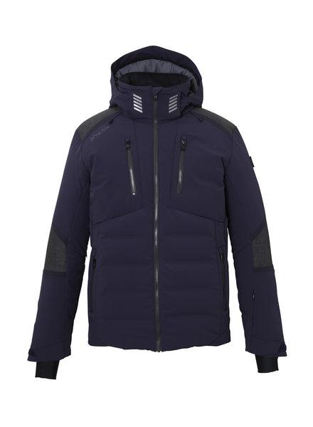 Davos Hybrid Down Jacket