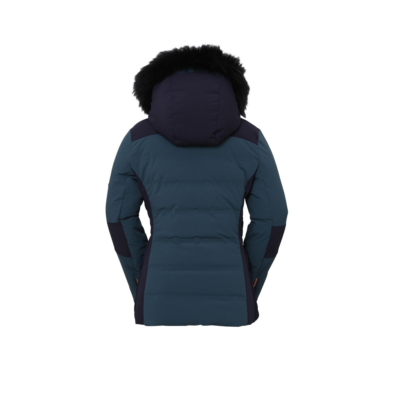 PHENIX Diamond Down Jacket with Fur