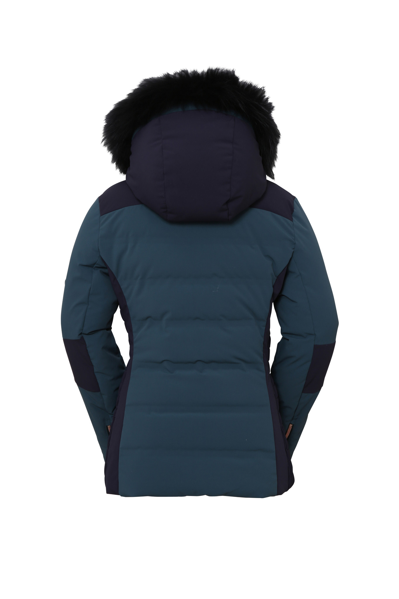 PHENIX  Diamond Down Jacket with Fur