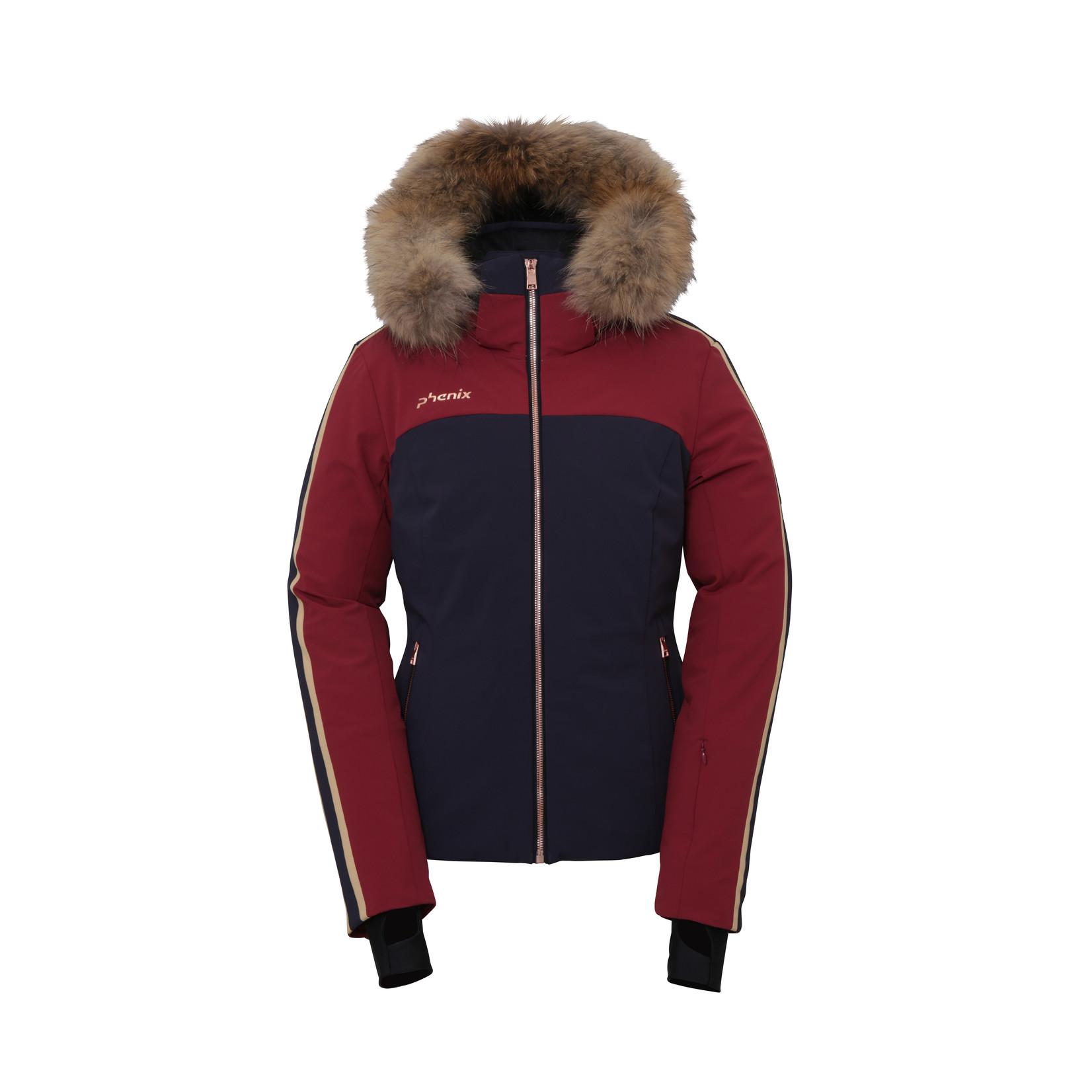 PHENIX Sapphire Hybrid Down Jacket with Fur