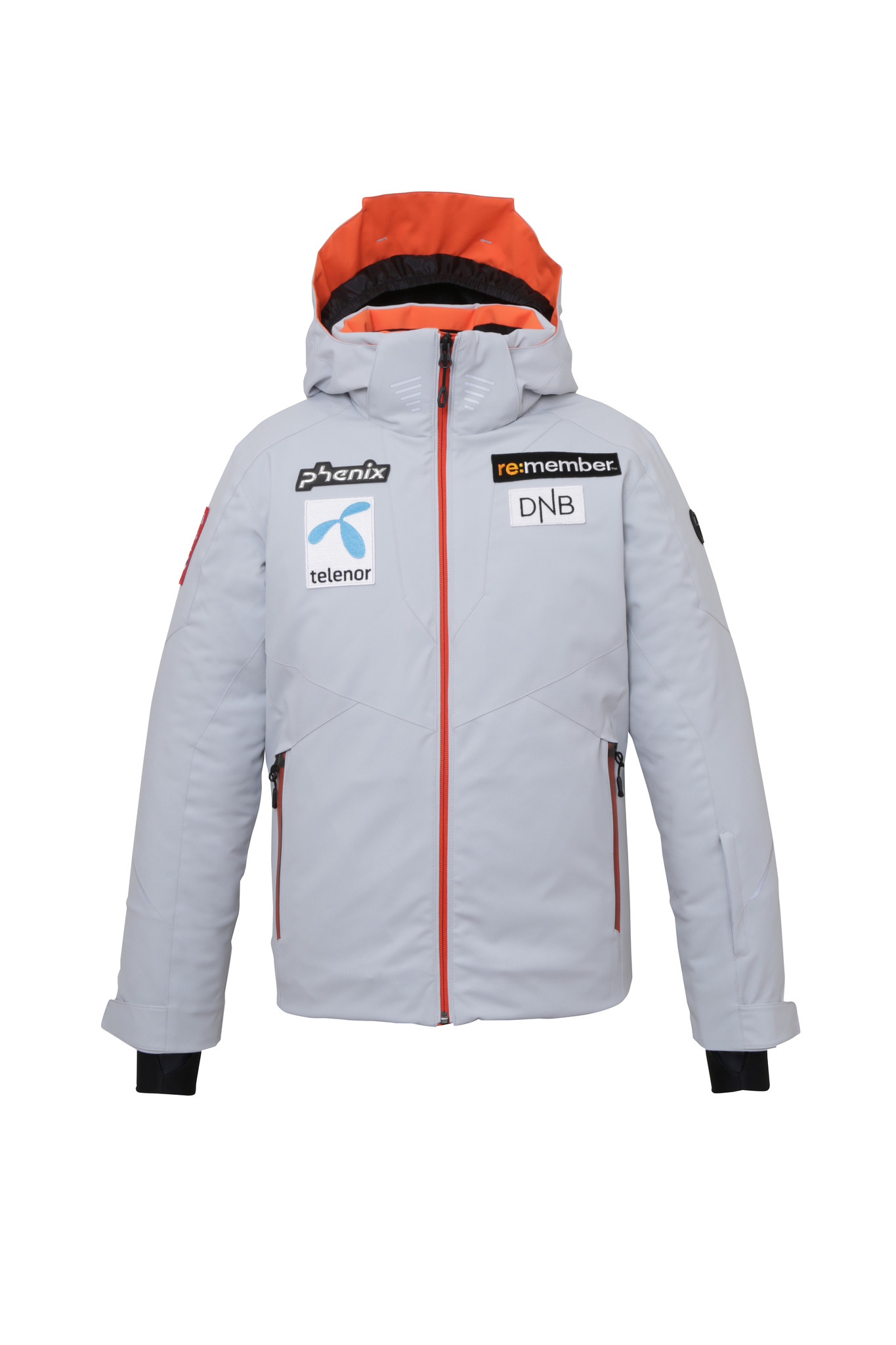 Norway Alpine Team Jr. Jacket