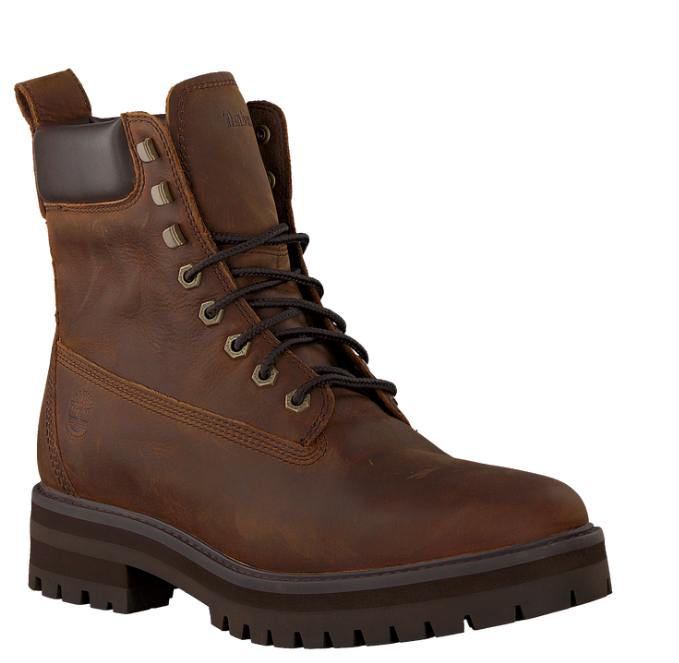 Timberland  Herren Lace-Up Boots Courma Guy Boot