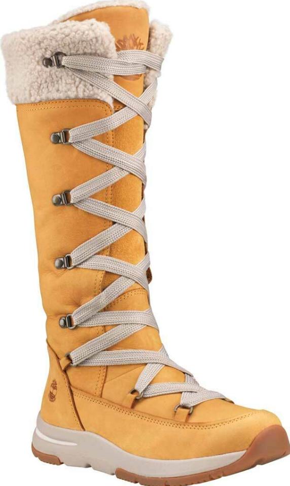 Timberland  Women's Mabel Town Mukluk Waterproof Tall Boot