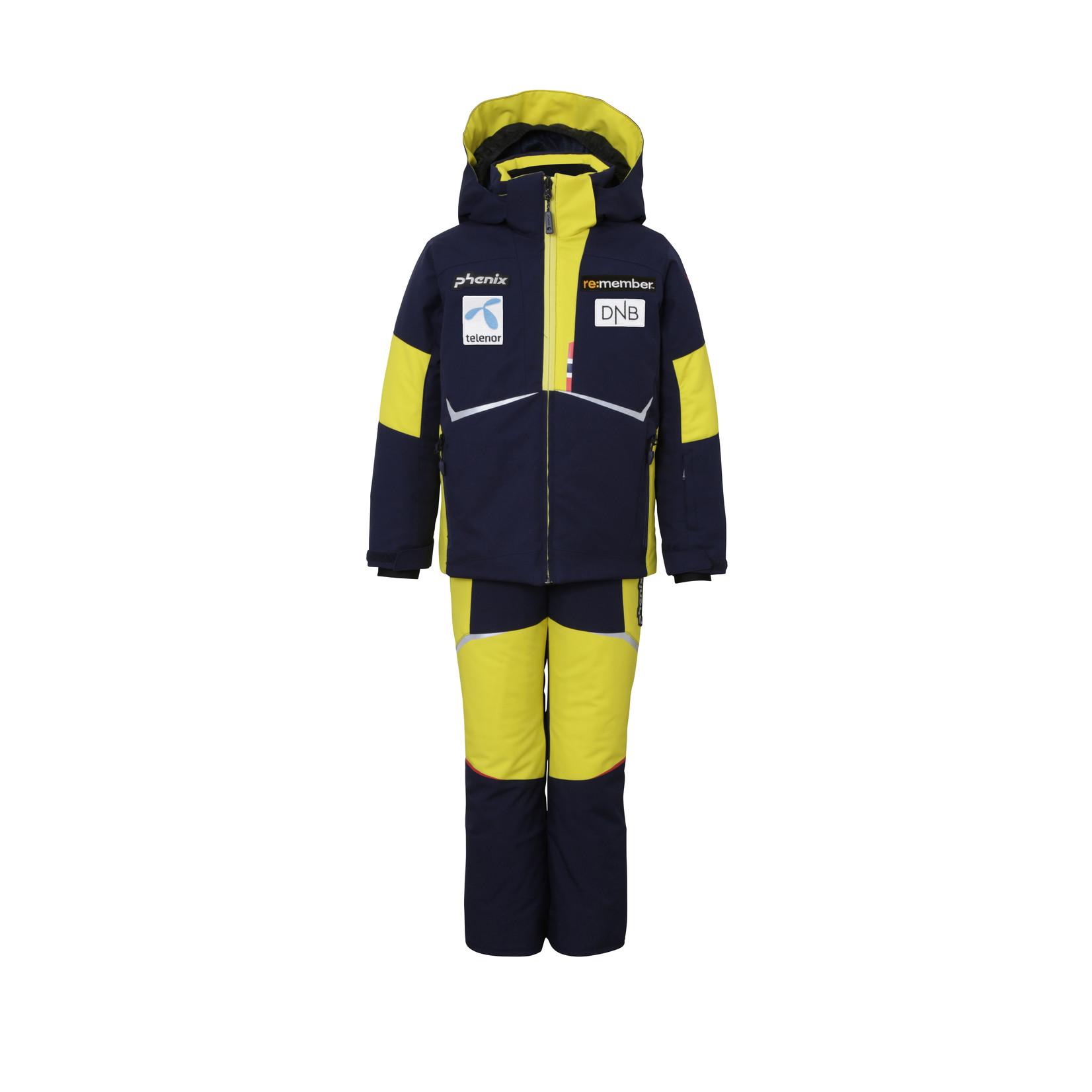 PHENIX Norway Alpine Team Kids Two-Piece