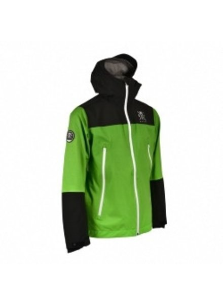 WATTS Snow Jacket 3L 4339 carb.acid green