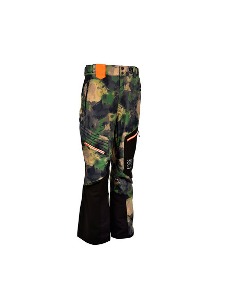 WATTS Rodeo Pant 2060 allover camo