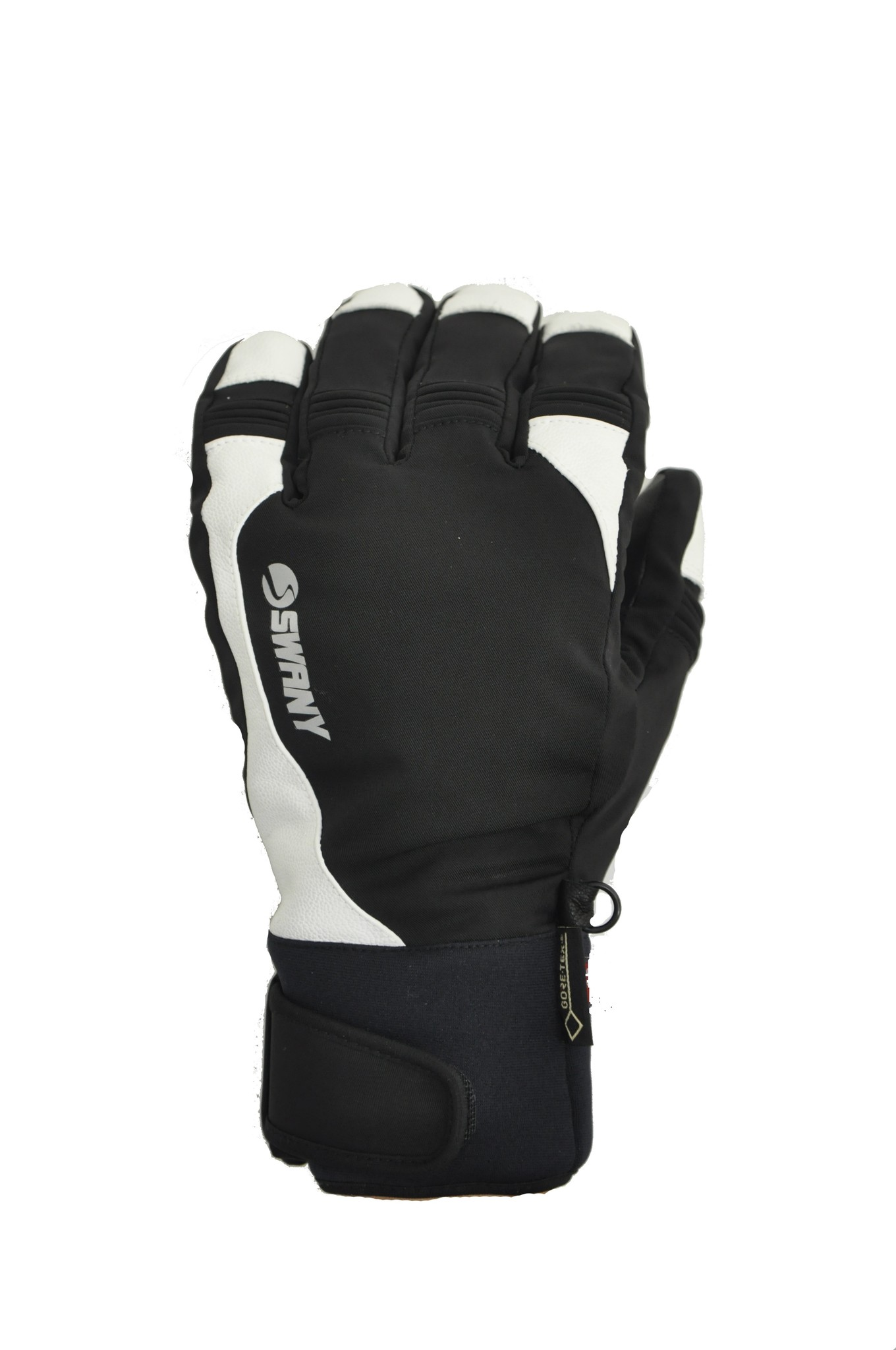SWANY Glove Mens black white