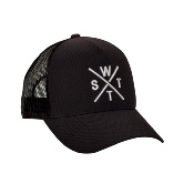 WATTS Tribe Cap 9999 carbon black